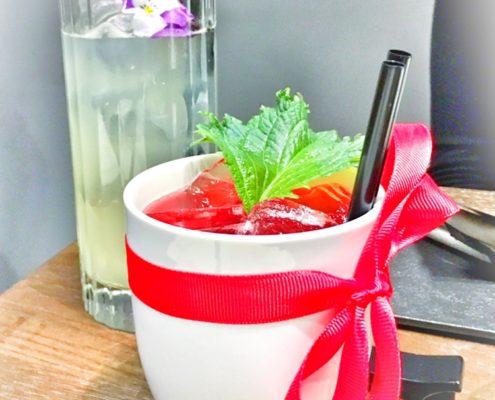 cocktail con il thè