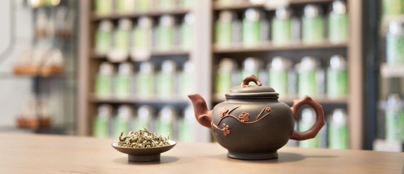 Samovar casa del thè