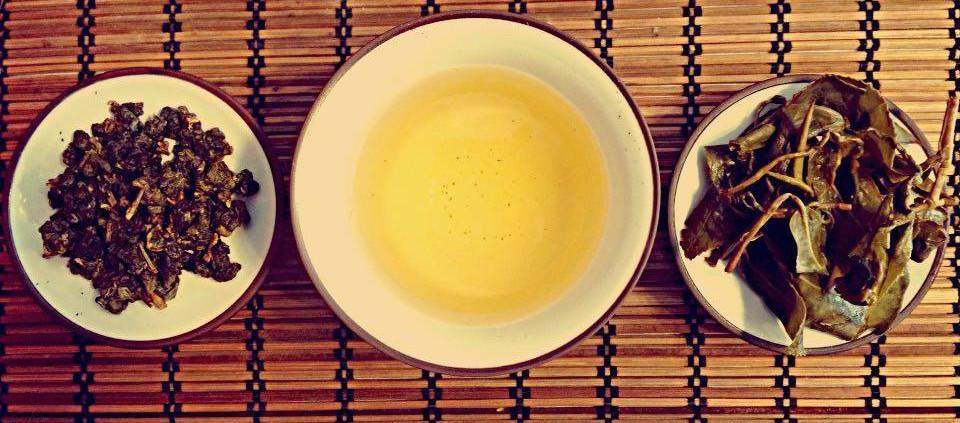 Tè oolong Dong Ding